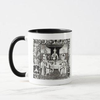 素晴らしいKhanの饗宴 マグカップ