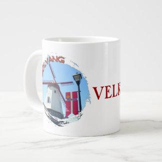 素晴らしいSolvangのジャンボマグ! ジャンボコーヒーマグカップ