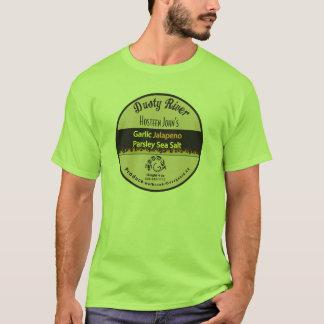 素晴らしいTシャツのニンニクのハラペーニョの塩 Tシャツ