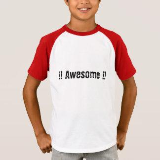 素晴らしいTシャツのワイシャツの子供 Tシャツ