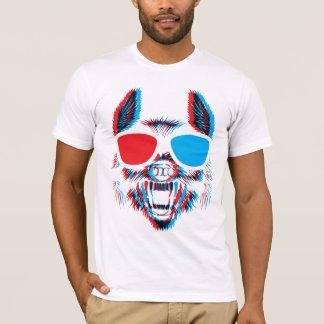 素晴らしいwolfie tシャツ