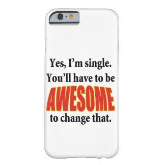 素晴らしくなければなりません BARELY THERE iPhone 6 ケース