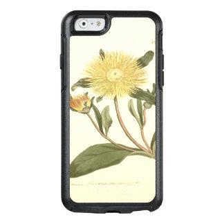 素晴らしく黄色いメセンブリアンテマの絵 オッターボックスiPhone 6/6Sケース