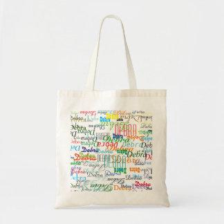 素晴らしく、多彩な一流パターンを作成して下さい トートバッグ