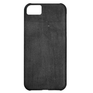 素朴で暗い木製のiPhoneの箱 iPhone5Cケース