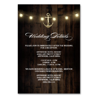 素朴で航海のな結婚披露宴 + ホテルカード