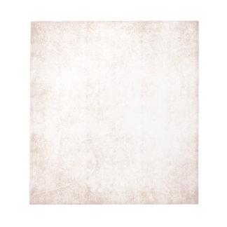 素朴で軽い杏子 ノートパッド