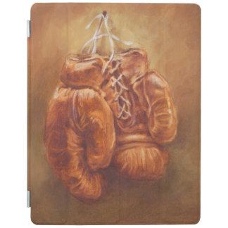 素朴なスポーツ のボクシンググラブ iPadスマートカバー