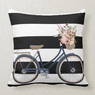 素朴なバイクの枕 クッション