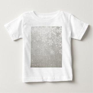 素朴なメリークリスマス ベビーTシャツ