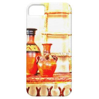 素朴な南西装飾のiPhone 5の場合 iPhone SE/5/5s ケース
