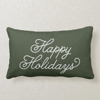素朴な喜びの冬休みの装飾の装飾用クッション ランバークッション
