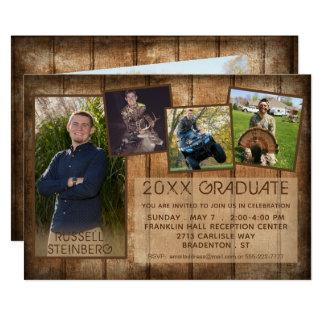 素朴な国木  20XX卒業生 の5写真 カード