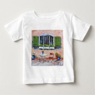 素朴な夏 ベビーTシャツ