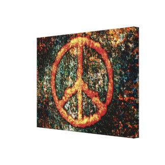 素朴な平和 キャンバスプリント