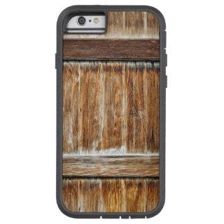 素朴な木のドア TOUGH XTREME iPhone 6 ケース