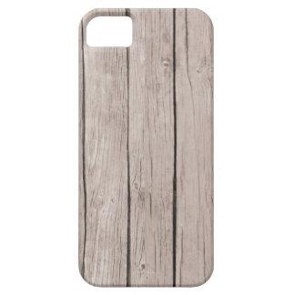 素朴な木製のiPhone 5/5sの場合 iPhone SE/5/5s ケース