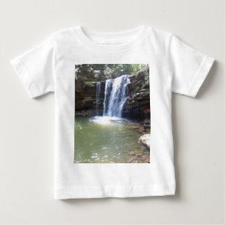 素朴な滝 ベビーTシャツ