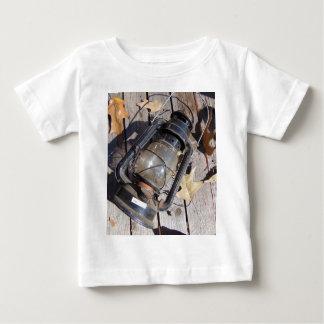 素朴な秋 ベビーTシャツ