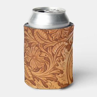 素朴な西欧諸国のパターンによって用具を使われる革 缶クーラー