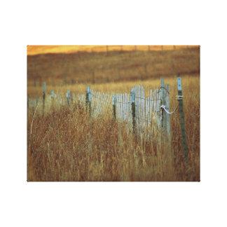 素朴な西部の写真撮影のキャンバスプリント キャンバスプリント