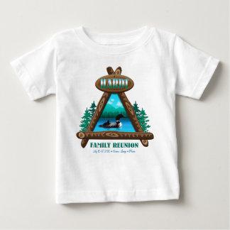 素朴なHardtの家族会 ベビーTシャツ