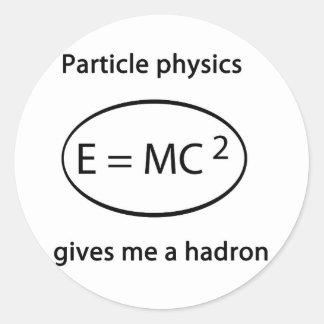 素粒子物理学 ラウンドシール