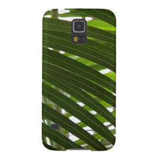 紡錘のやしSamsungの銀河系S5の箱 Galaxy S5 ケース