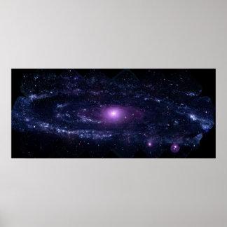 紫外線のアンドロメダ ポスター