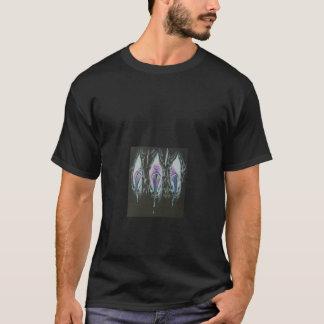 紫外線スタイルの爪 Tシャツ