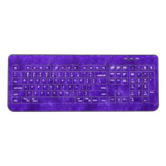 紫外銀河系のキーボード ワイヤレスキーボード