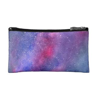 紫外銀河系の化粧品のバッグ コスメティックバッグ