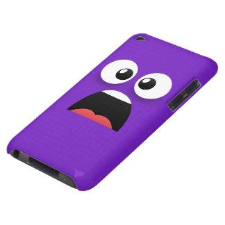 紫色およびおびえさせている Case-Mate iPod TOUCH ケース