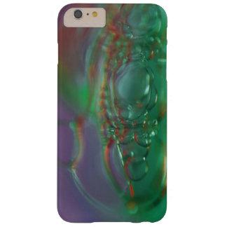 紫色および緑の泡 BARELY THERE iPhone 6 PLUS ケース