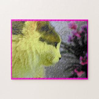 紫色のための情熱 ジグソーパズル