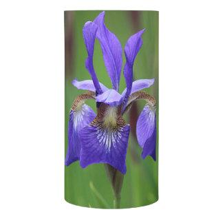紫色のアイリス LEDキャンドル