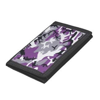 紫色のカムフラージュ