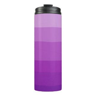 紫色のグラデーションなタンブラー タンブラー