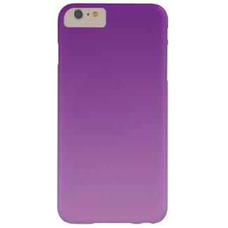 紫色のグラデーション BARELY THERE iPhone 6 PLUS ケース