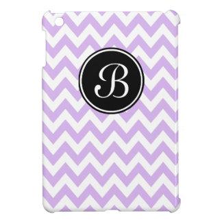 紫色のシェブロンのモダンのiPad Miniケース iPad Miniカバー