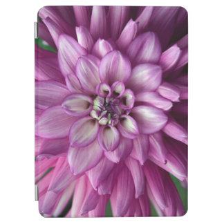 紫色のダリアの花 iPad AIR カバー