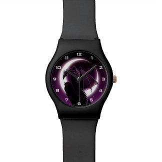 紫色のドラゴンMay28thの腕時計 腕時計