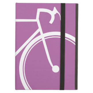 紫色のバイク iPad AIRケース