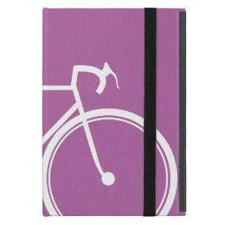 紫色のバイク iPad MINI ケース