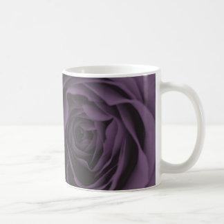 紫色のバラ1の母の日のコーヒー・マグ コーヒーマグカップ