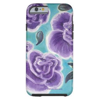 紫色のバラ ケース
