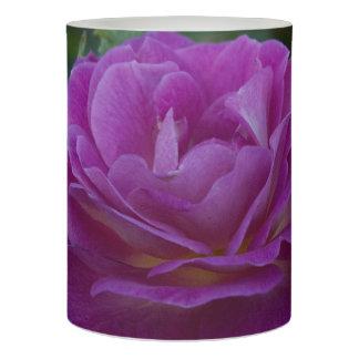 紫色のバラLEDの蝋燭 LEDキャンドル