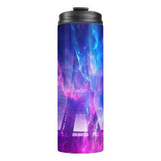 紫色のパリの夢 タンブラー