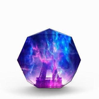 紫色のパリの夢 表彰盾