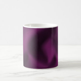 紫色のビロードのマグ コーヒーマグカップ